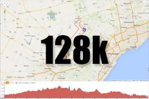 Orangeville - Belfountain, 128k